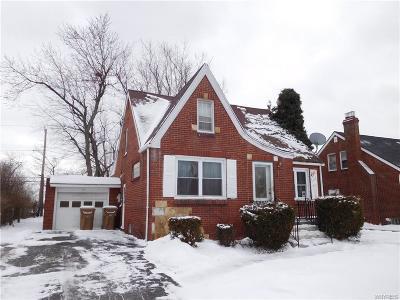 Cheektowaga Single Family Home A-Active: 37 Tudor Road