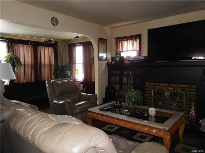 Buffalo Single Family Home A-Active: 393 Newburgh Avenue