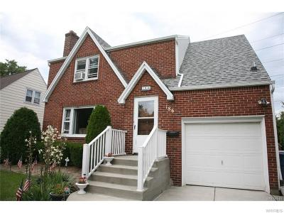 Amherst Single Family Home A-Active: 186 Ridgewood Drive