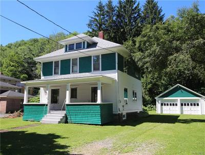 Ellicottville Single Family Home A-Active: 23 Adams Street