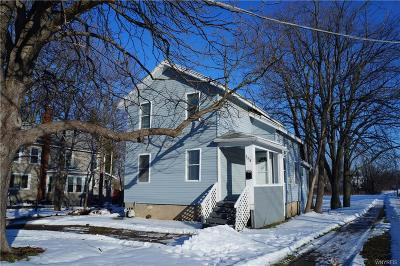 Batavia-City NY Single Family Home A-Active: $72,000