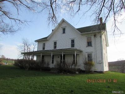Single Family Home A-Active: 9800 Denton Road