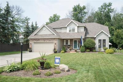 Lewiston Single Family Home A-Active: 591 Sherwood Court