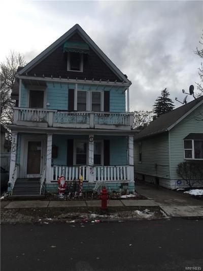 Buffalo Multi Family 2-4 A-Active: 100 Gorton Street