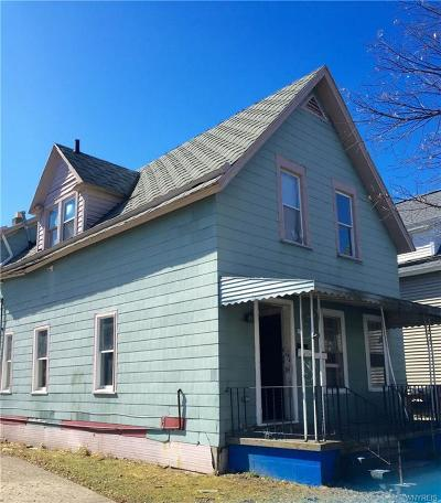 Buffalo Multi Family 2-4 A-Active: 590 West Utica Street