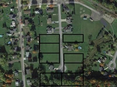 Arcade Residential Lots & Land A-Active: V/L Jackson Avenue