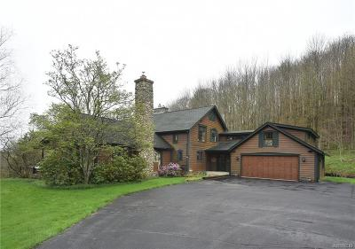 Ellicottville NY Single Family Home A-Active: $1,598,900