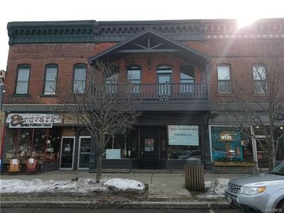 Ellicottville NY Commercial Lease A-Active: $2,000