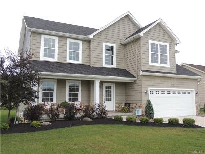 Grand Island Single Family Home A-Active: 26 Eagleview Drive