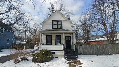 Buffalo Single Family Home A-Active: 290 Hazelwood Avenue