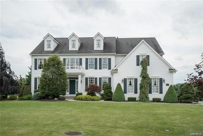 Orchard Park Single Family Home A-Active: 14 Birdsong Parkway