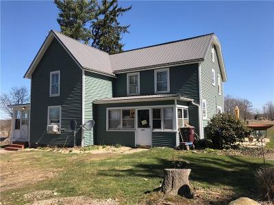 Eden Single Family Home A-Active: 9769 S State Road