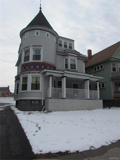 Buffalo Multi Family 5+ A-Active: 547 Potomac Avenue