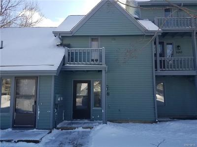 Ellicottville Condo/Townhouse A-Active: 98 Wildflower