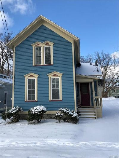 Batavia-City NY Single Family Home A-Active: $50,000