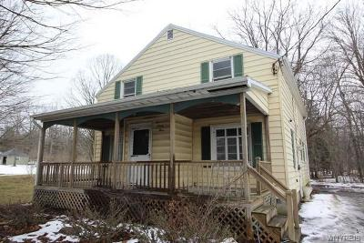 Batavia-City NY Single Family Home A-Active: $31,900