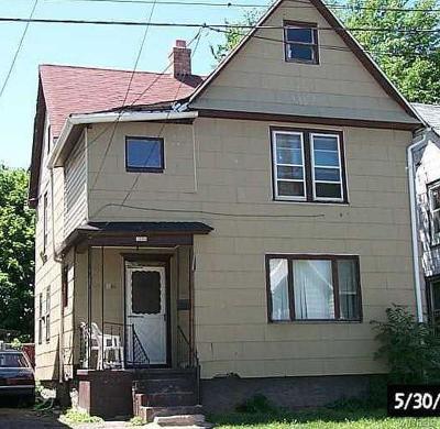 Niagara Falls Single Family Home A-Active: 1006 15th Street