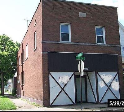 Niagara Falls Multi Family 2-4 A-Active: 1000 19th Street