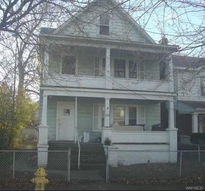 Niagara Falls Multi Family 2-4 A-Active: 832 20th Street