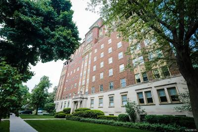 Buffalo Condo/Townhouse A-Active: 925 Delaware Avenue #2C