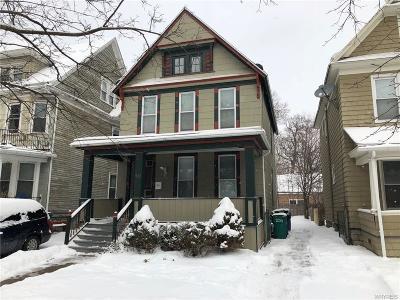 Buffalo Single Family Home A-Active: 336 Bird Avenue