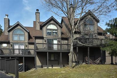 Ellicottville Condo/Townhouse A-Active: 92 Woods Road-The Woods