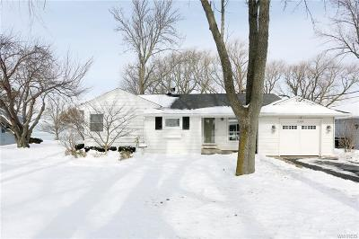 Single Family Home A-Active: 2355 Lake Road