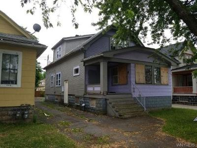 Buffalo Single Family Home A-Active: 159 Hewitt Avenue