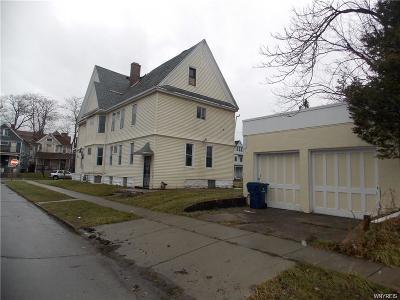 Buffalo Multi Family 2-4 A-Active: 1059 Ellicott Street