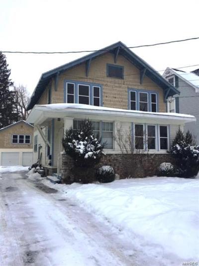 Lancaster Single Family Home A-Active: 120 Pleasant Avenue
