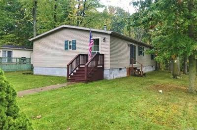 Niagara County Single Family Home For Sale: 80 Rainbow Park Drive