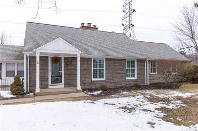 Amherst Single Family Home A-Active: 1 Jordan Road