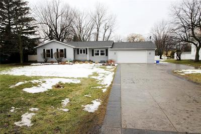 Amherst Single Family Home A-Active: 632 Hopkins Road