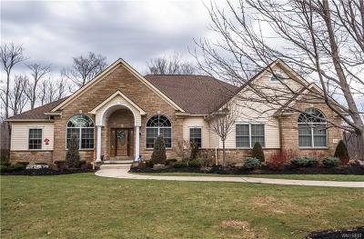 Orchard Park Single Family Home A-Active: 44 Birdsong Parkway