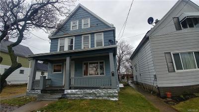 Buffalo Single Family Home A-Active: 115 Krupp Avenue