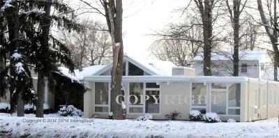 Amherst Single Family Home A-Active: 2085 Maple Road