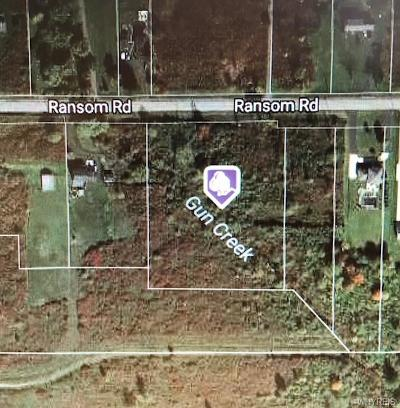 Grand Island Residential Lots & Land A-Active: V/L Ransom Road