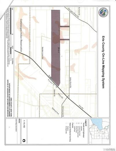 Residential Lots & Land A-Active: Vl Erie Road