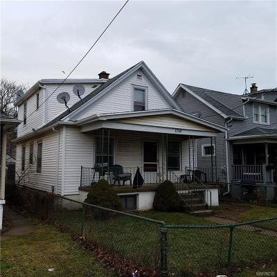 Niagara Falls Single Family Home A-Active: 1716 Ashland Avenue
