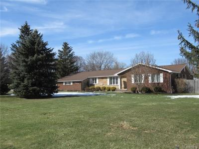 Grand Island Single Family Home A-Active: 1045 Ransom Road