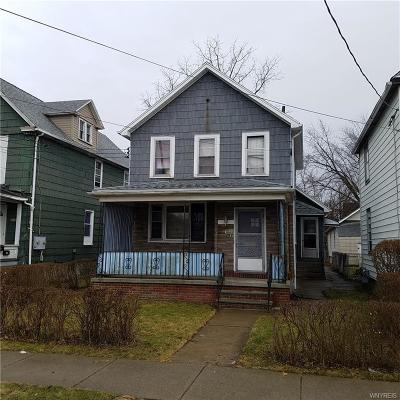 Niagara Falls NY Single Family Home A-Active: $30,000