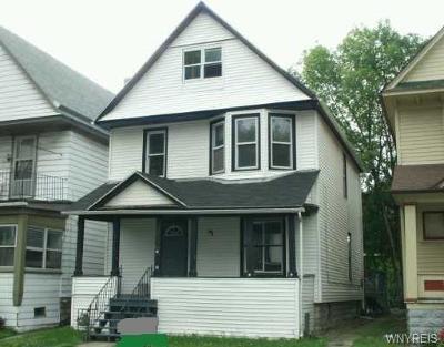 Buffalo Single Family Home A-Active: 19 Glendale Pl