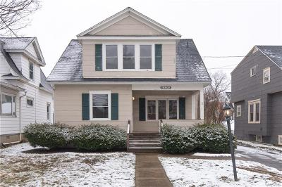 Orchard Park Single Family Home A-Active: 4403 South Buffalo Street