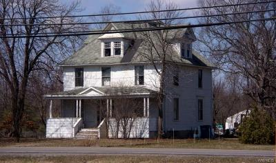 Grand Island Single Family Home P-Pending Sale: 1487 Staley Road