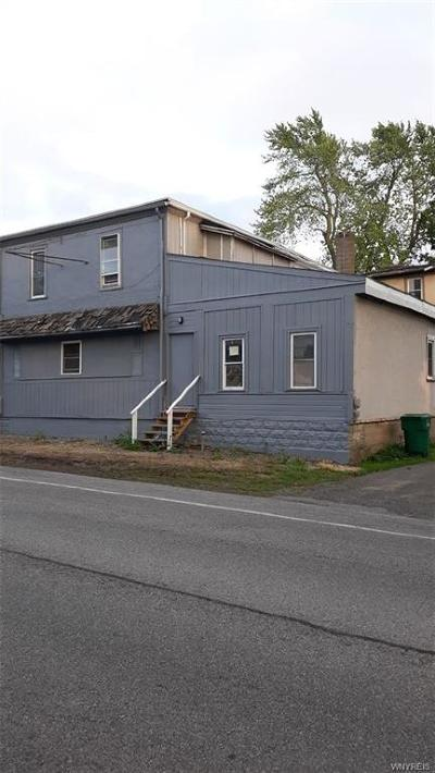 Genesee County Multi Family 2-4 A-Active: 2180 Judge Road
