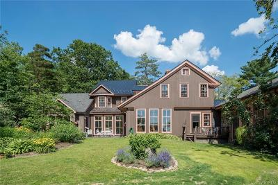 Erie County Single Family Home A-Active: 9664 Knoll Road