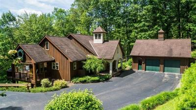 Ellicottville Single Family Home A-Active: 6671 Deer Crossing Road