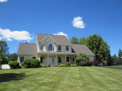 Genesee County Single Family Home A-Active: 16 Wilson Street