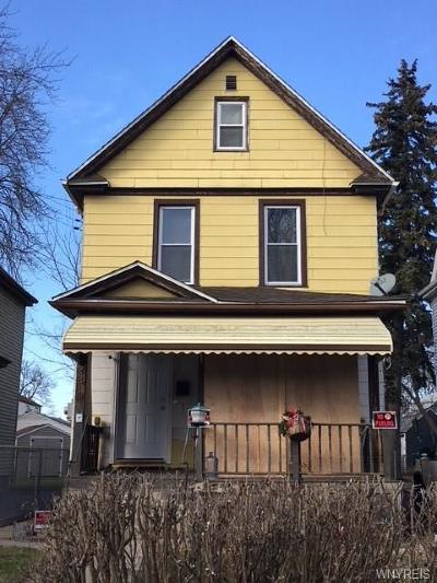 Single Family Home A-Active: 2214 Ontario Avenue