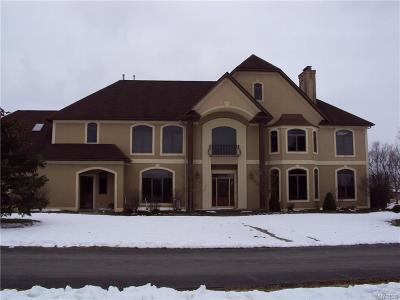 Single Family Home A-Active: 7557 Greenbush Road